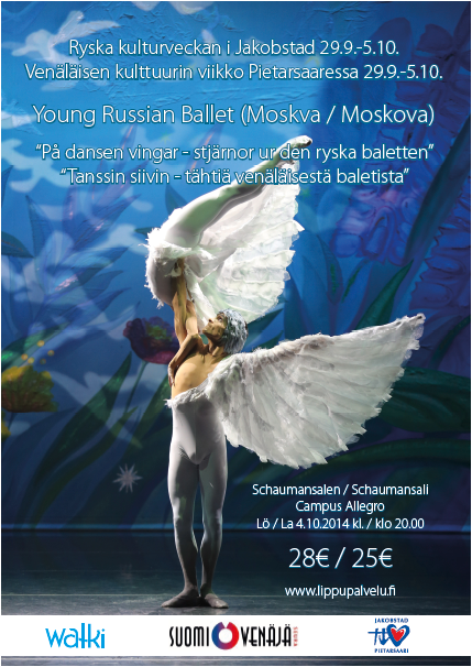 Young Russian Ballet 4.10.2014