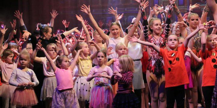 JKG Dansföreställning 6-7.11.2020